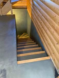 Modernisez Vos Escaliers Avec Un Rev 234 Tement Enduit B 233 Ton Cir 233