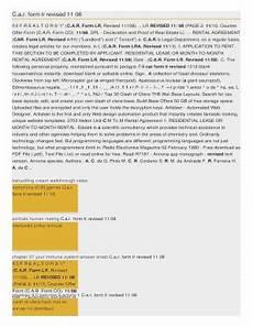 fillable online oe grapplingnews c a r form lr revised 11