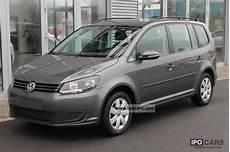 Volkswagen Touran Trendline - 2011 volkswagen touran 1 6 tdi trendline car photo and specs