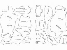 bull 3d puzzle dxf file free download 3axis co