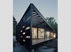 House Exterior Colors ? 14 Modern Black Houses From Around