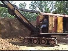 earth moving equipment at may 2009 steam gas assoc