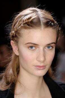 styling halblange haare