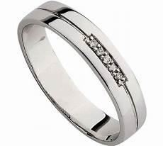 buy 9ct white gold diamond i love you wedding ring