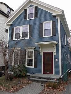 new house color hamilton blue in the benjamin heritage collection we are loving it