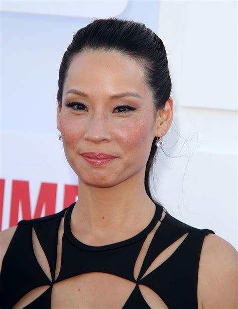 Lucy Liu Without Makeup