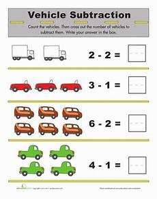 math subtraction worksheets 1 10 subtraction for worksheet education