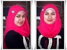 Cara Memakai Jilbab Segi Empat Modern By Tita 1