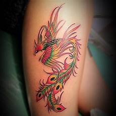 80 best phoenix tattoo designs meanings mysterious