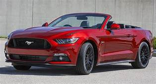 Ford Mustang Was The World's Best Selling Sports Car In