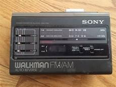 Vintage Sony Walkman Wm F69 Radio Dolby Cassette Player Ebay