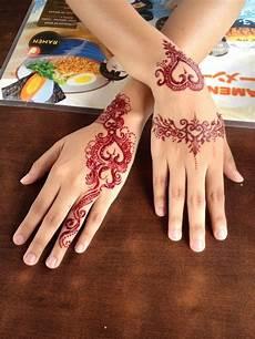 Gambar Henna Hewan Balehenna