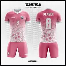 Desain Jersey Futsal Pink Keren Jersey Kekinian