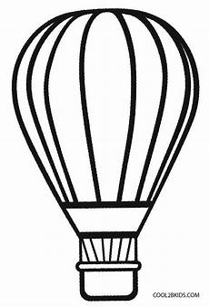 air balloon coloring pages cool2bkids