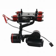 Axis Aluminum Brushless Mount Gimbal by 2 Axis Cnc Aluminum Gopro Hero3 Brushless Mount