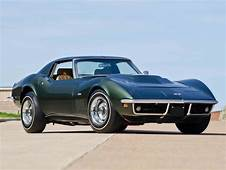 Corvette Stingray L88 427 Coupe C3 I Love Forest Green