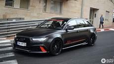 Audi Rs6 Performance - audi rs6 avant c7 2015 by pp performance 25 april 2017