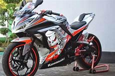 Modifikasi Motor 250 by Modifikasi Motor Kawasaki 250cc Keren