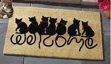 Cat Doormat by 14 Trendy Cat Products All Will To