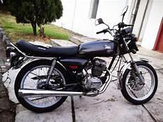 Motor Gl 100 Modifikasi by Galeri Foto Modifikasi Motor Honda Gl 100 Terbaru Modif