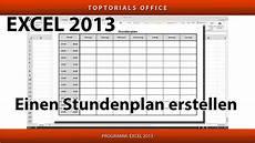 Malvorlagen Excel Stundenplan Ausdrucken Kostenlos