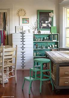 farmhouse style office and craft room the hoarder s