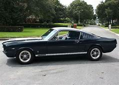 1966 Ford Mustang Fastback GT 2  MJC Classic Cars