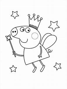 Peppa Wutz Fee Ausmalbilder Peppa Pig Coloring Pages Peppa Pig Colouring