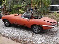 jaguar e type parts for sale 1967 jaguar xke 4 2 e type series 1 roadster ots barn find