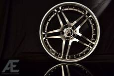 20 Inch Black Machine Chrome Lip Mercedes Wheels Rims Rw2