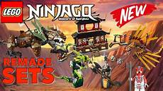 lego is remaking ninjago sets in 2019