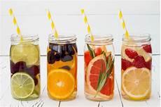Infused Water Wasser Mit Geschmack Selber Machen