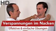 nackenverspannung 220 bung gegen verspannungen im nacken - Verspannung Im Nacken