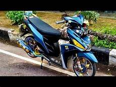 Modifikasi Mio M3 Babylook by Thailook Mio M3 Buzztmz