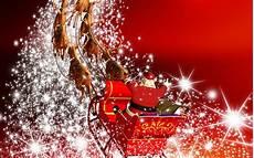 christmas santa wallpaper wallpapersafari