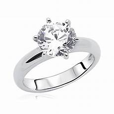 8mm rhodium plated silver wedding ring cz classic solitaire engagement band set ebay