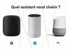 Quel Assistant Vocal Choisir