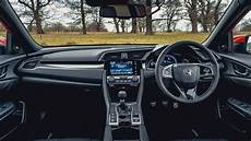 Honda Civic Interior Infotainment Carwow