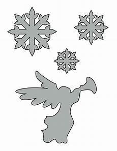 Fensterbilder Weihnachten Vorlagen Zum Ausdrucken Engel Bastelvorlagen Zu Weihnachten 30 Weihnachtsmotive Zum