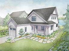 waterfront narrow lot house plans eplans cottage plan narrow lot waterfront walkout house