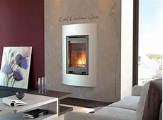 magnifique insert frontal 224 bois au design moderne pour