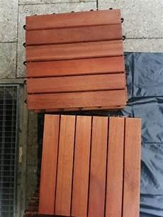 holzplatten balkon holzplatten garten 30 x 30 st 252 ck 73 kaufen auf ricardo