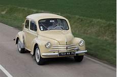 Essai Retro La Renault 4cv En Vid 233 O Photo 1 L Argus