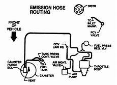 vacuum line diagram for 1990 astro fixya