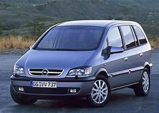 Opel Zafira Essais Fiabilit 233 Avis Photos Prix