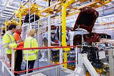 Jaguar Land Rover Factory Tour Solihull