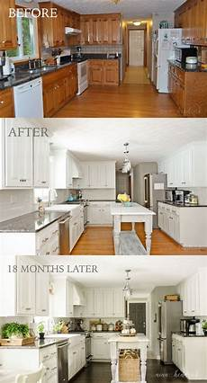 25 before and after budget friendly kitchen makeover ideas and designs for 2020