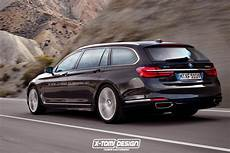 Bmw 7er Touring Photoshop Entwurf Zeigt Luxus Kombi