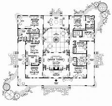 spanish style house plans with central courtyard spanish courtyard house plans spanishstylehomes with