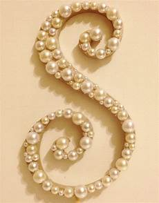 curly pearl monogram cake topper font 2 high quality